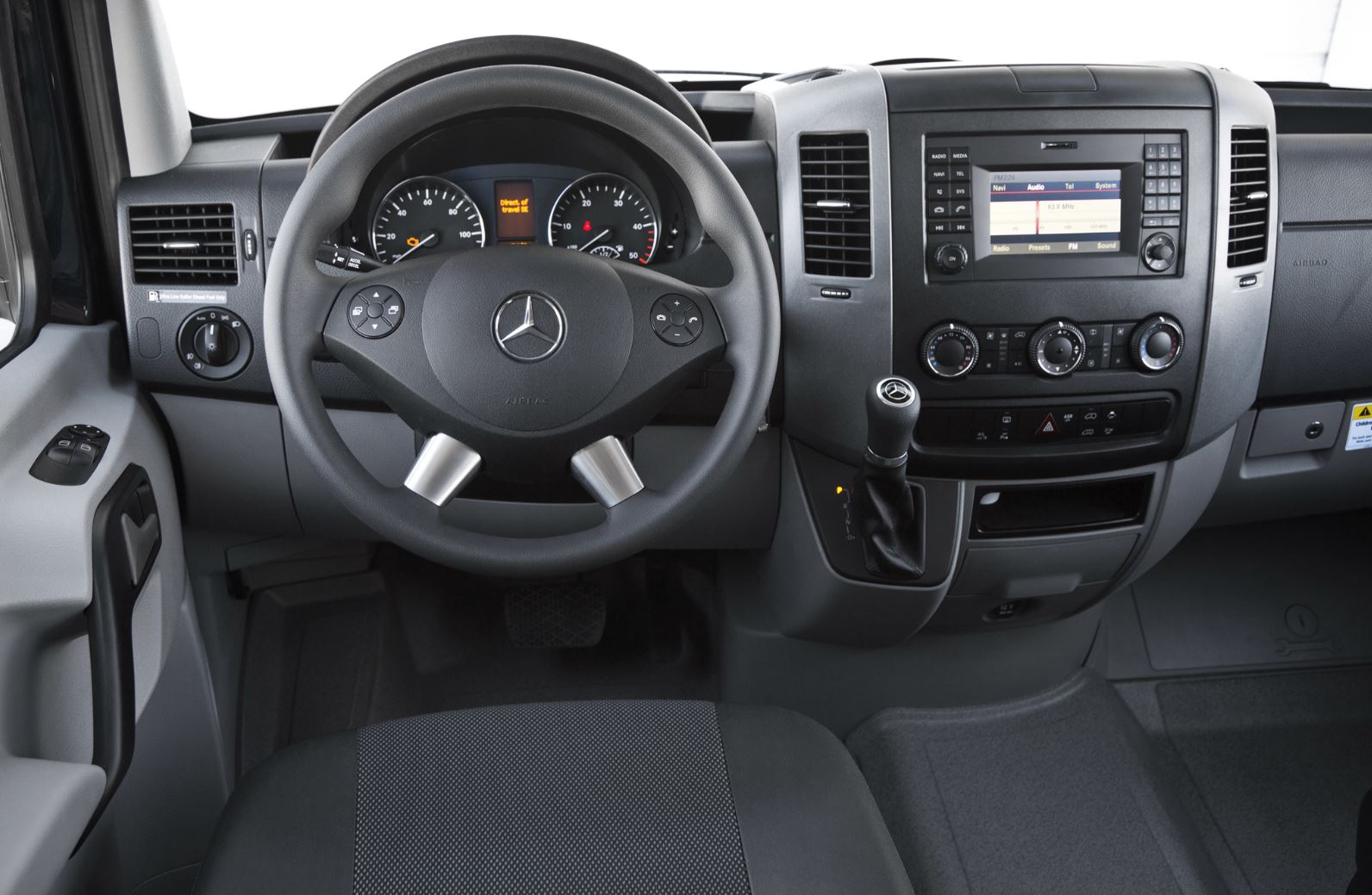 mercedes sprinter owners manual